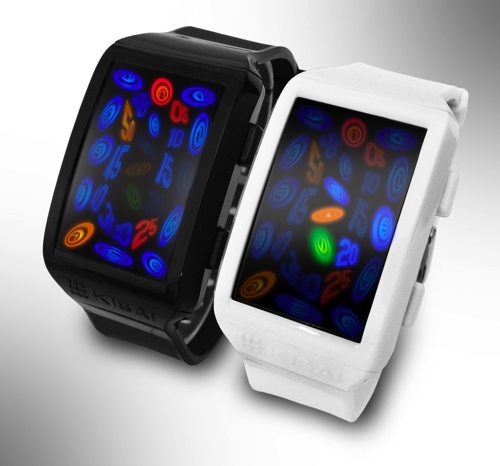 Tokyoflash Wasted Watch, Soberingly Cool