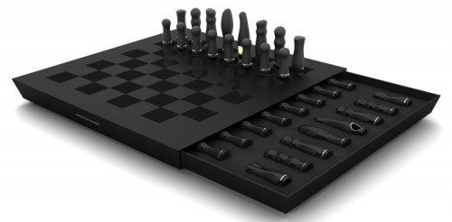 Vibratring Massagers Chess Set