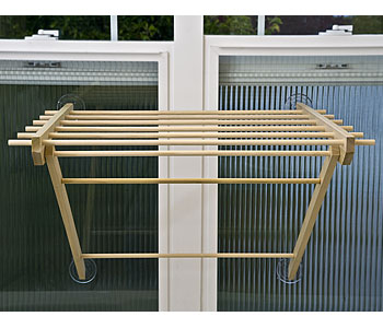 Window Mounted Clothes Drying Rack Craziest Gadgets