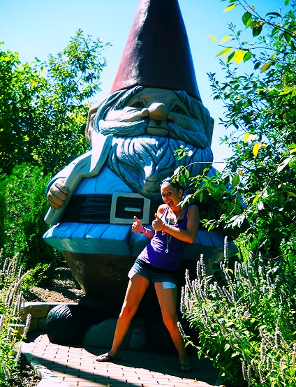 World's Largest Garden Gnome