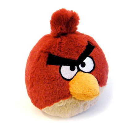 Angry Birds Plush Toys Craziest Gadgets