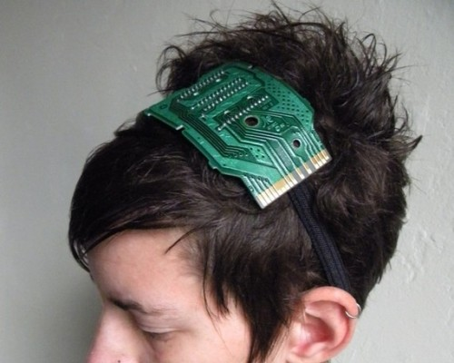 Atari Motherboard Headband