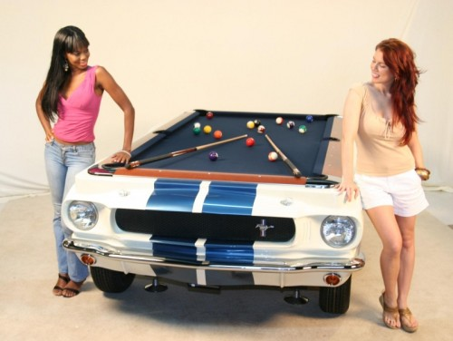 Classic Mustang Pool Tables