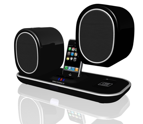 Mutant Media Ellipse Wireless Speaker System