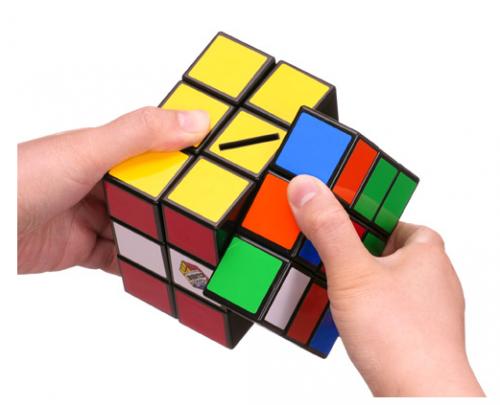 Rubik's Cube Bank