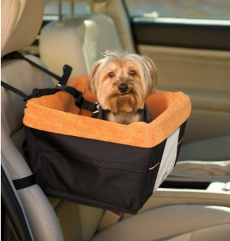 SkyBox Booster Car Seat for Dogs