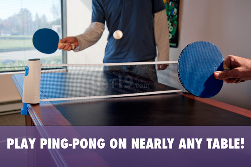 Ping Pong Anywhere Set