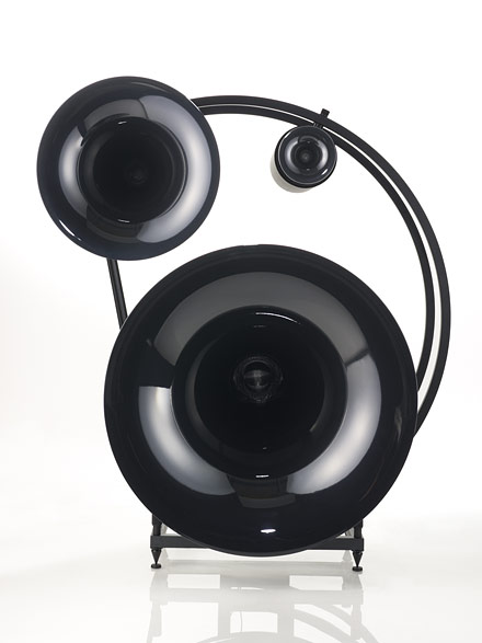 $190,000 Speakers Shaped Like Ears