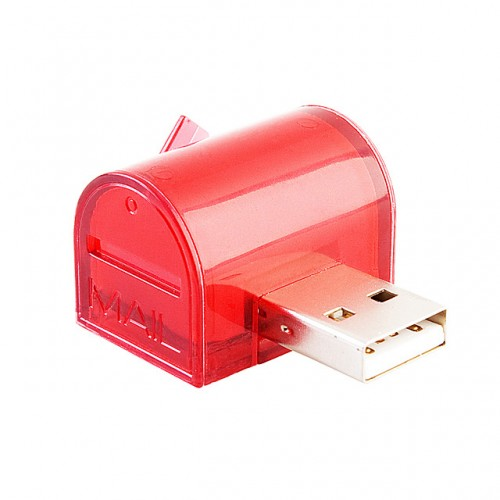 Mailing It in Giveaway: USB Mailbox Friends Alert Light