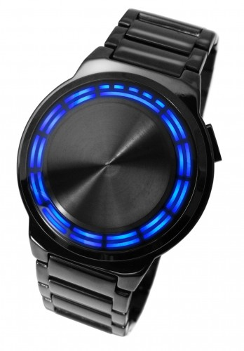 RPM black1 348x500 New Tokyoflash Watches Go from Fans Design Concept to Production