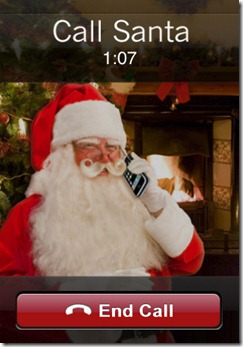 call santa iphone 14 Pinboard