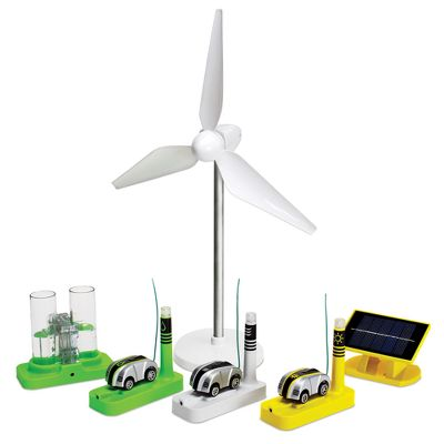 Renewable Energy Racing Set