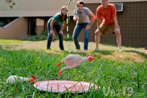 Flickin Chicken Game Craziest Gadgets