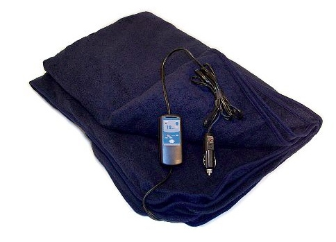 Electric Blanket for the Car (12-Volt)