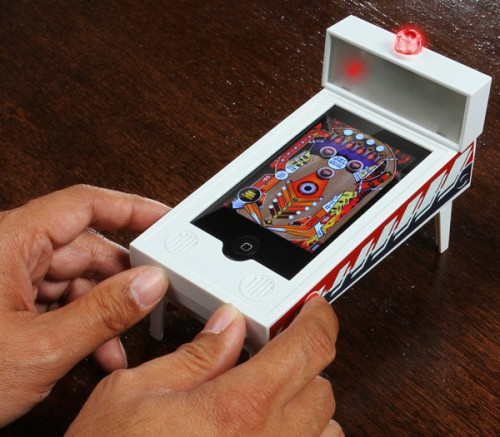 iPhone Pinball Magic Turns Your iPhone Into a Tiny Pinball Machine