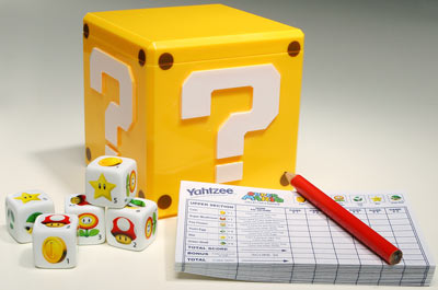 mario yahtzee 10 New Twists on Classic Board Games (Gift Guide)
