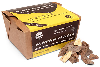 mayan magic chocolate making kit Gifts Ideas for People with a Sweet Tooth