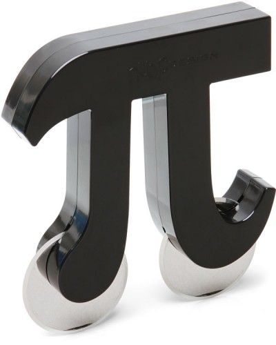 pizza pi cutter 400x500 10 Geeky Pi Items to Help Celebrate Pi Day (3.14)