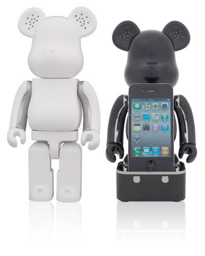 Be@rbrick iPod Speakers