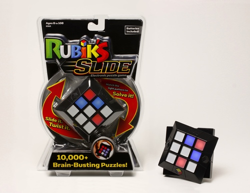 Rubik's Slide: Video Review