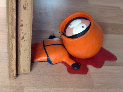 OMG They Killed Kenny…Doorstop