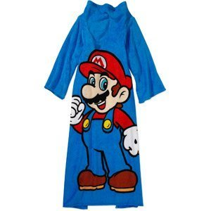 mario snuggie 7 Cool Nintendo Bedding Items