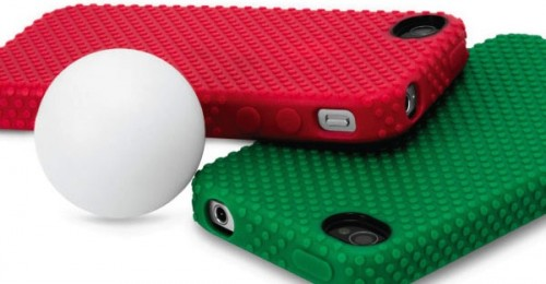 Ping Pong iPhone Case is Ballsy
