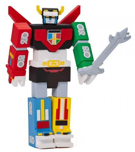 Voltron 2GB USB Storage