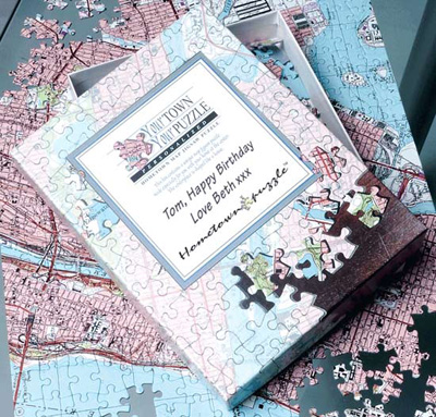 Your Town Jigsaw Puzzles