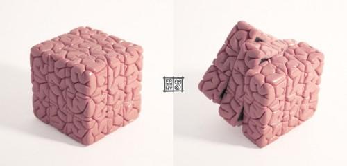 Brain Rubik's Cube