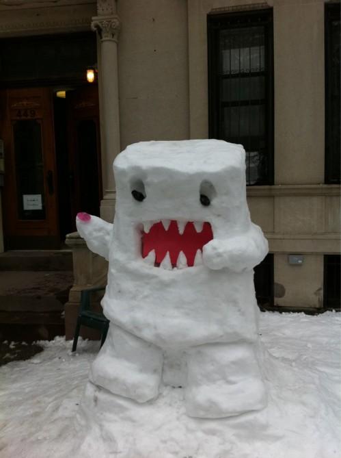 Domo Snowman