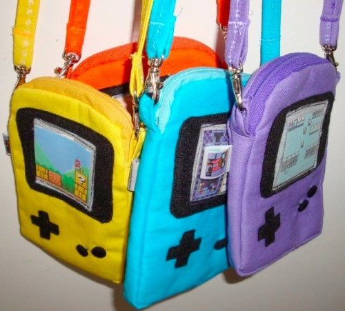 Gameboy Handbags