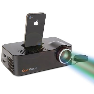 iphone video projector iPhone Video Projector