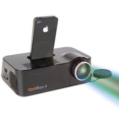 iphone video projector iPhone Video Projector