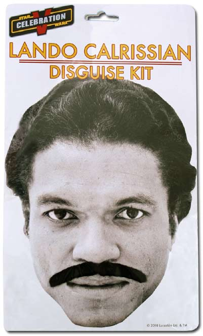 Lando Disguise: Works Every Time