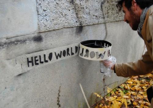 Looptaggr Rolling Graffiti Tool