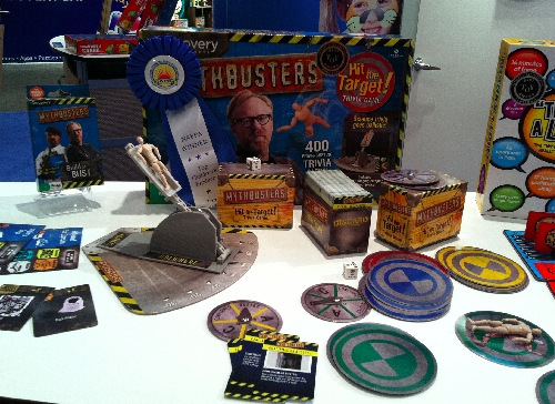 mythbusters board game Pinboard
