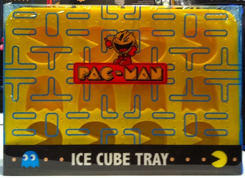 TF11: Pac-Man Ice Cube Tray
