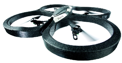TF11: Parrot AR Drone Quadricopter