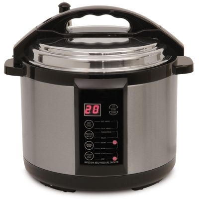 Indoor Pressure Cooker and Smoker