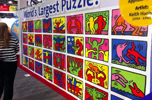 World's Largest Jigsaw Puzzle (TF11)