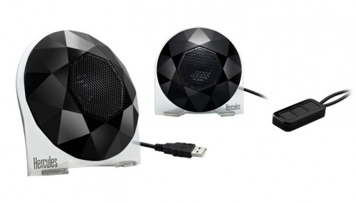 Hercules XPS Diamond Speakers