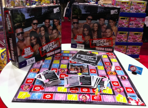 Jersey Shore Board Game