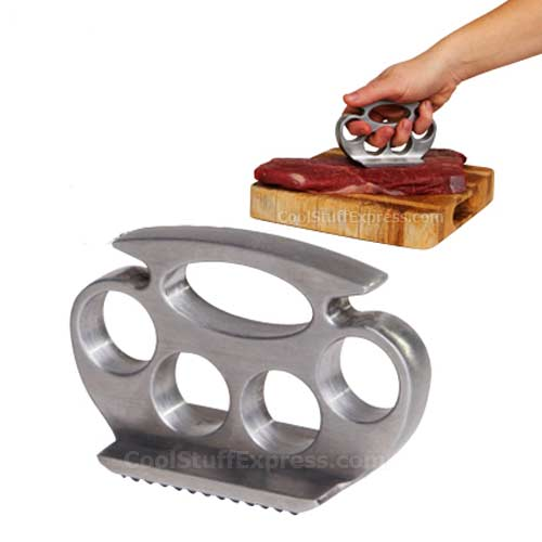 knuckle pounder tenderizer Pinboard