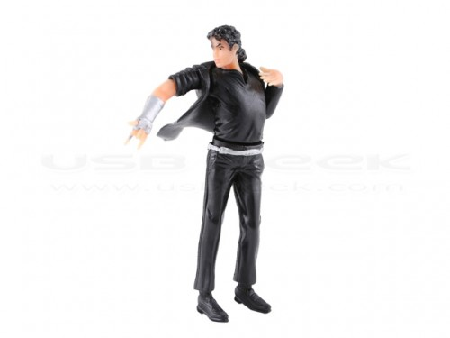 Michael Jackson Figure USB Flash Drive