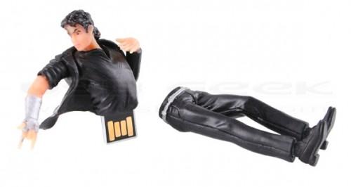 michael jackson usb flash drive 500x266 Michael Jackson Figure USB Flash Drive