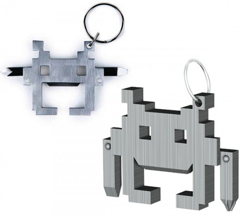 Space Invaders Multi-Tool