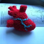Crocheted Body Parts
