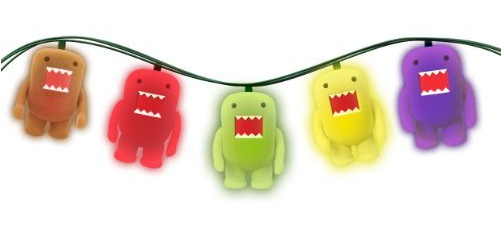 Domo Kun Party Lights