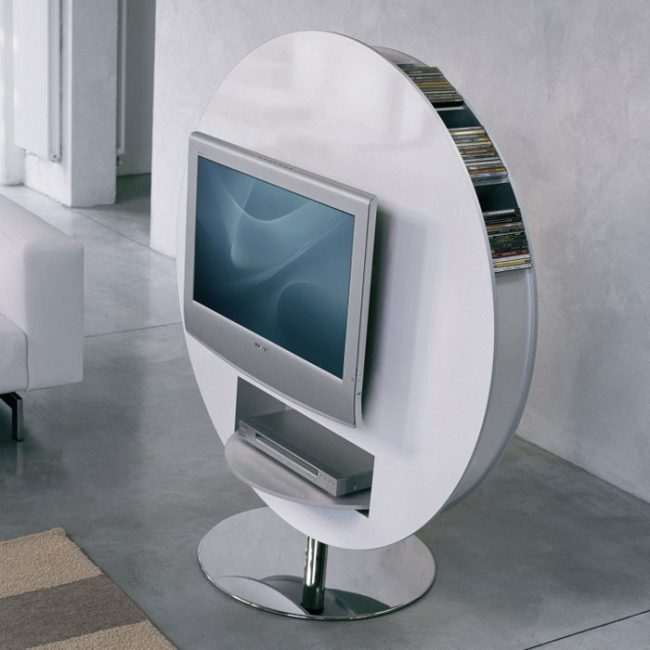 Most Stylish TV Stand Ever